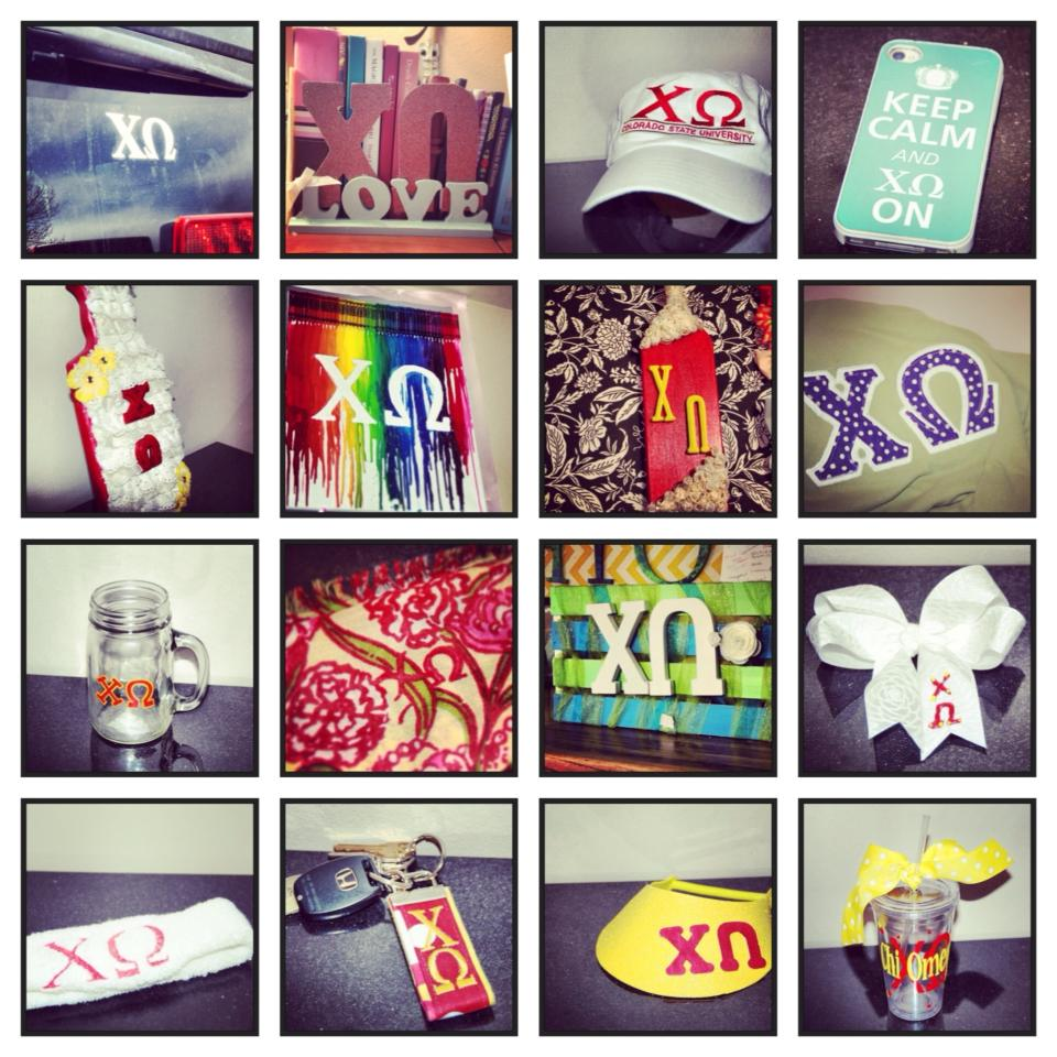 A Few Fun Ways to Show Off Your Letters