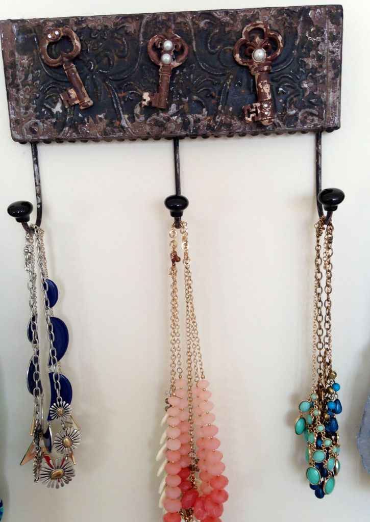 Accessorize Your Walls With Your Accessories!