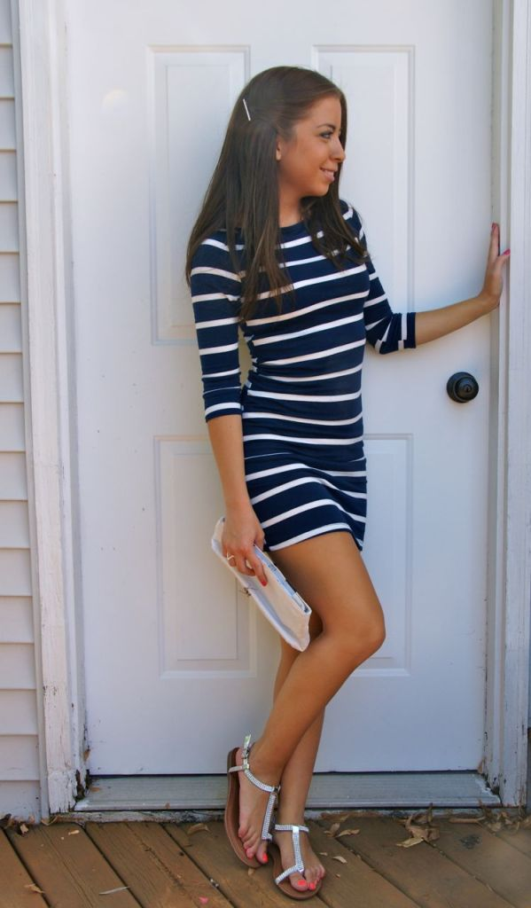 How to Show Off Stripes in Style!