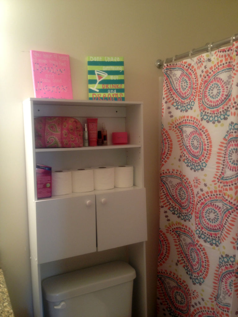 It's a Sigma Kappa Palace: Ideas for Apartment Living!