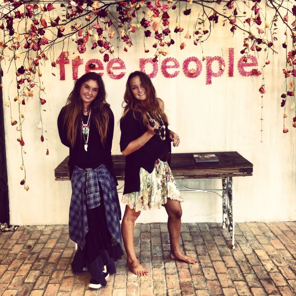 Love Free People? Try FPme, With Me!