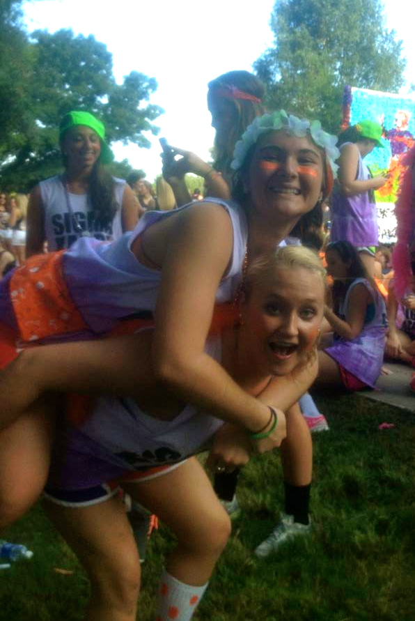 The Sigma Kappa Big/Little Series: Finding the Perfect Big