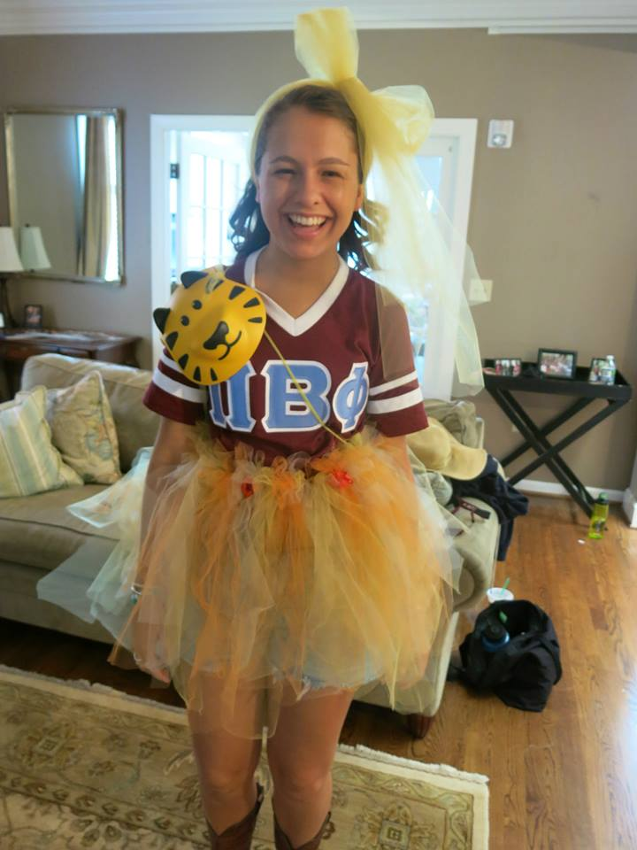 There's No Place Like Pi Beta Phi!