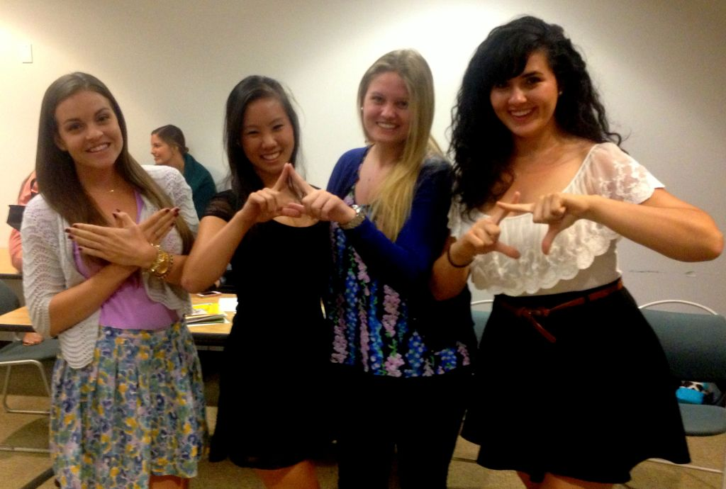 Keeping it Greek By Becoming a Panhellenic Leader!