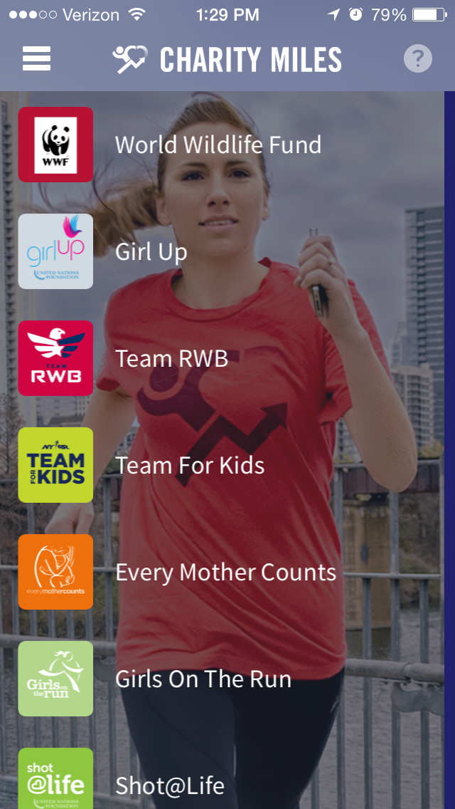 Love Charity? Workout Enthusiast? Use This App!