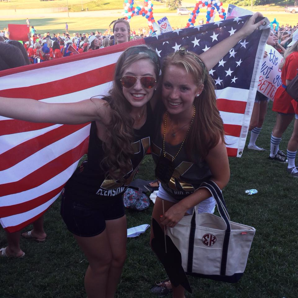 Bid Day: Enlisting the Best Since 1874