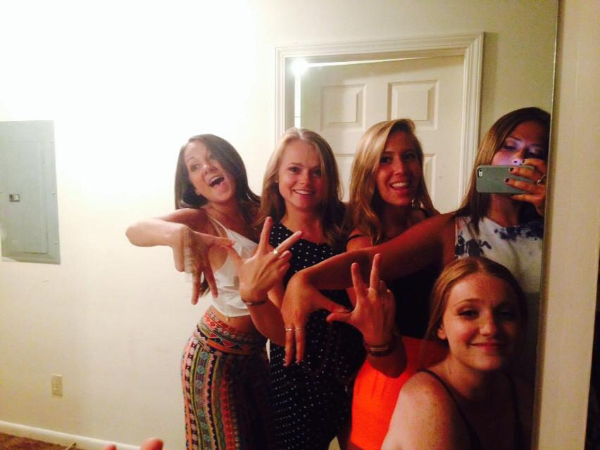 Sorority Girls Guide to Throwing What You Know