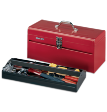 Stack-On Steel Tool Boxes are built with high quality features for strength and durability.