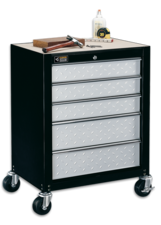 Stack-On's Gladiator CADET Garage Storage and Organization System is ready to go in an afternoon.