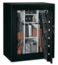 66-Gun Safe with Electronic Lock and Door Storage E-66-MB-E-S