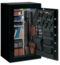 36-Gun Safe with Electronic Lock and Door Storage E-36-MB-E-S