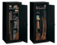 18-Gun Fully Convertible Steel Security Cabinet GCB-18-C