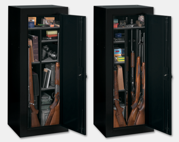 Stack On 18 Gun Fully Convertible Steel Security Cabinet