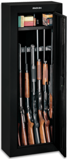 Stack-On Safes & Cabinets: 8 Gun Cabinet $85/$89@Walmart -- 36 Gun ...