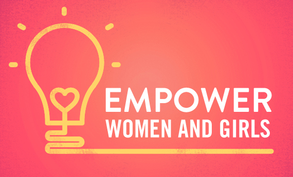 Empower Women and Girls
