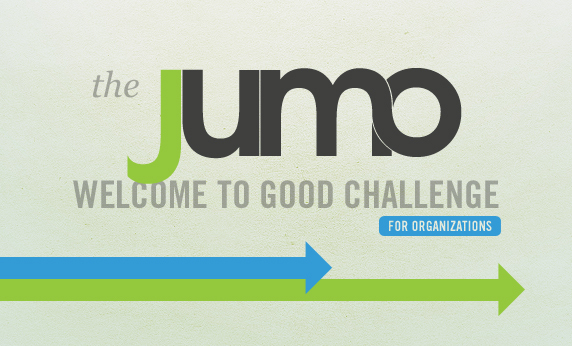 Welcome to GOOD, Jumo!  Share Your Project: Organizations