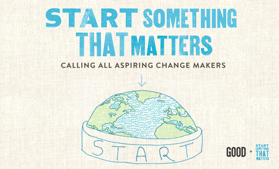 Start Something That Matters