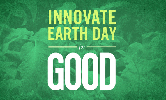Innovate Earth Day for GOOD
