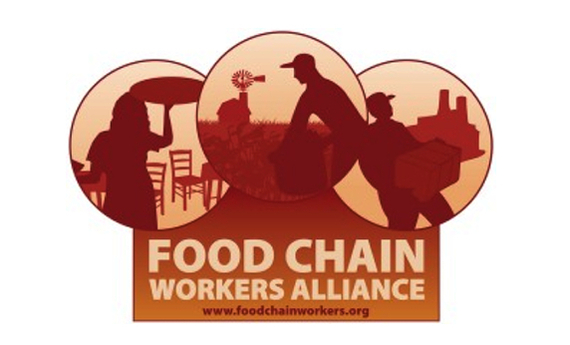 Educate consumers about food chain workers' rights