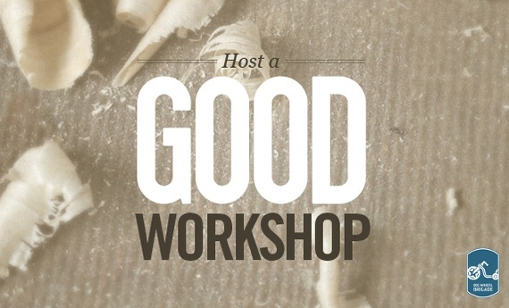 Host a GOOD Workshop