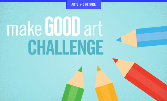 Help your community come alive through the arts