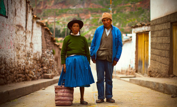 Social Enterprise Product Discovery with Peru's Indigenous Quechua