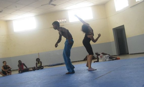 Dance & Education Changing the Lives of Youth in Guinea