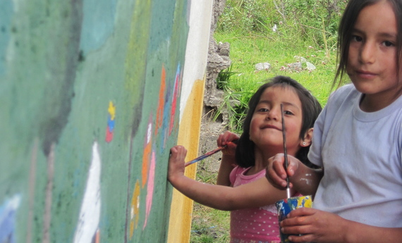 Community Murals for Guatemala City