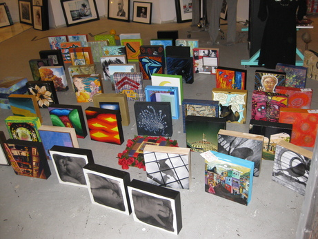 3rd Annual 24 Hour Art Show by The Hive Gallery
