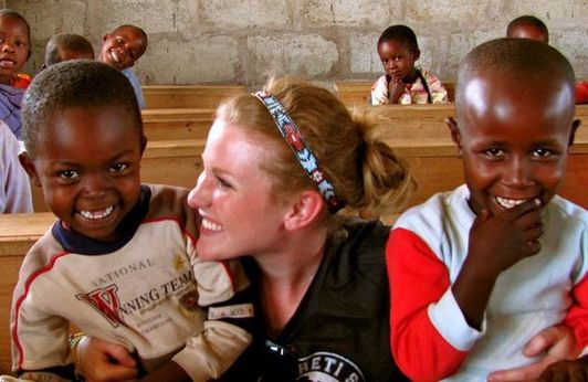 Help Jessica Shipman deliver 20,000 books to the children of Tanzania!