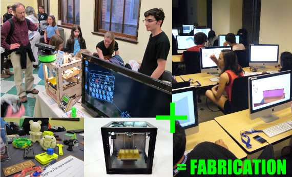 Digital Fabrication, The Next Revolution