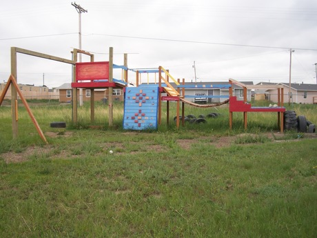 Upgrade Play Space and Safety on the Blackfeet Reservation