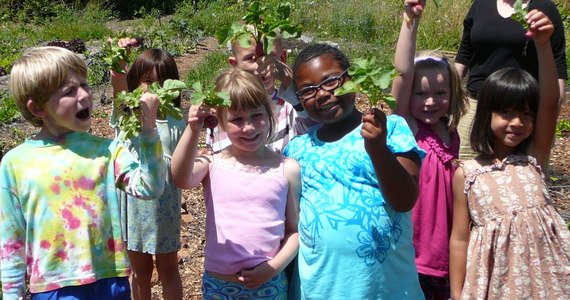 Growing the Future Together: Gardening with Youth