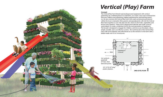 Vertical Play Farm