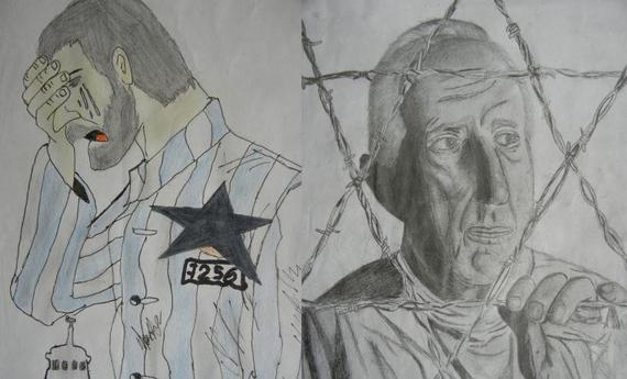 Images of Remembrance: A District Wide Holocaust Art Contest