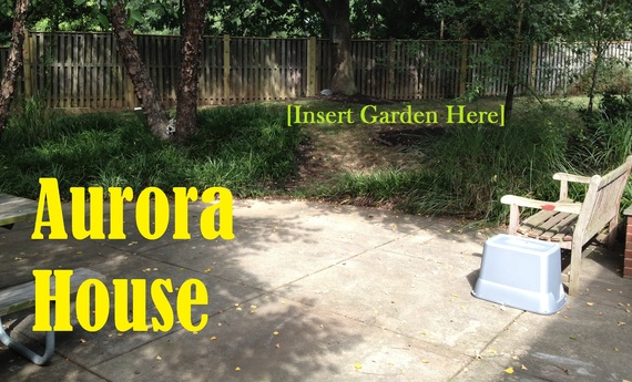 An Inspirational Garden for a Girls' Group Home