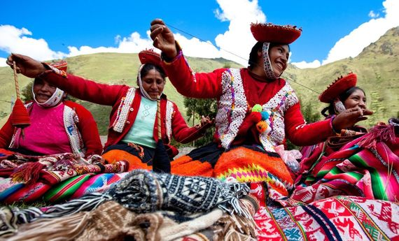 Thoughts and Wishes of Andean Women