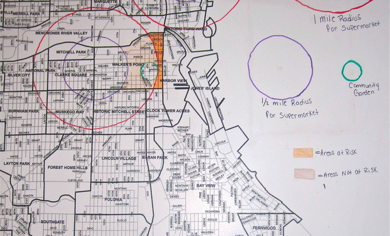 Food Desert Mapping Project