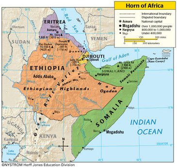 Hornofafrica