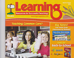 The Learning Magazine