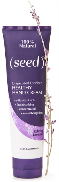 Healthy Hand Cream - Relaxing Lavender
