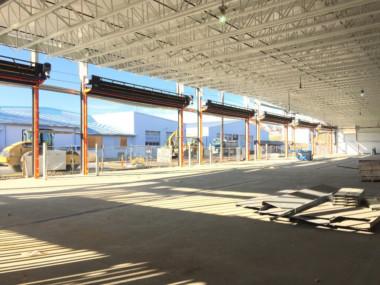 Garage Doors – Cedar St.