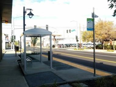 New Amenities along Sprague Ave.