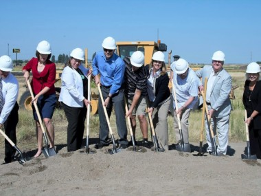 Groundbreaking July 19, 2017