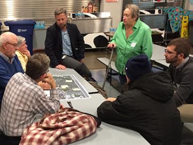 Chief Garry Park Neighborhood Workshop