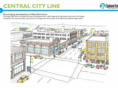 Development in West Downtown