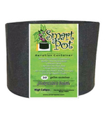 Round smart pot