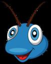 Plava-logomaskota