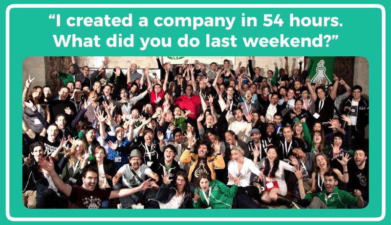 Startup Weekend—Cambiando la cultura de un país