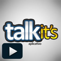 Talkit's - O Primeiro aplicativo de voz do Facebook